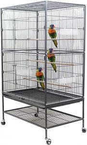 Jaulas grandes para aves