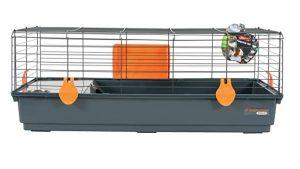 Jaulas para conejas ZOLUX Naranja