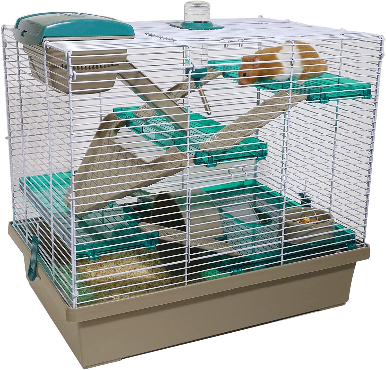 jaula para hamster rosewood